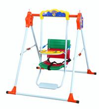 HDL-7554 Happy plastic childrens garden swing