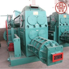 Advanced German technology vacuum red clay brick making machine jky 60