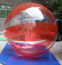 2014 Fashionable bubble ball walk water for club inflatable water moving ball