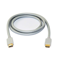 Double ended hdmi to hdmi cable 1.4v , hdmi to lvds cable gold plated , locking hdmi cable for lcd moniter xbox hdtv.