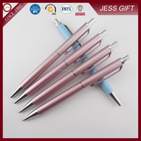 Beauty design metal pen promotion metal pen and pencil