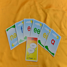 quality custom educational card manufacturers in China YH1032