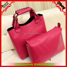 2015 European and American style designer woman retro bag Briefcase
