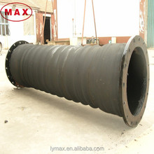 High Pressure Oil Resistant Steel Wire Spiral Rubber Mining Hose Pipe