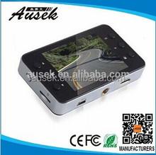 Auto Key mini camera/1080p infrared camera car with LED k6000 dvr build in hdmi port