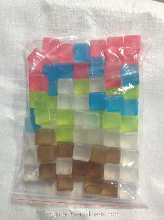 Reusable Ice Square Ice Cubes,reusable Ice