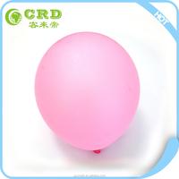 "whosale 10"" pantone 10 colors round shaped latex balloon"