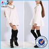 Yihao Lastest Fashion Children long sleeve cotton dress designs goods for children clothes vintage-style dress