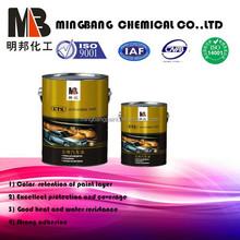 Guangdong Acrylic Raw Material Car Refinish Automotive Paint