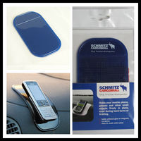 sticky car dash pad for mobile phone