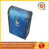 Eco-friendly Customized PU Leather Wine Box Carrier