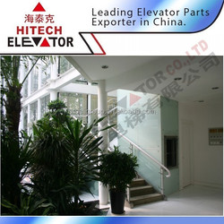 HITECH ELEVATOR dumbwaiter good quality, cheap cost/cabin SS304, WITH FRAME