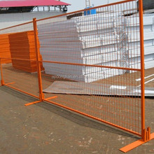 China factory supply high quality Temporary Fencing( ISO 9001)/Plastic Feet Galvanized Temporary Fencing(Anping, China, Factory