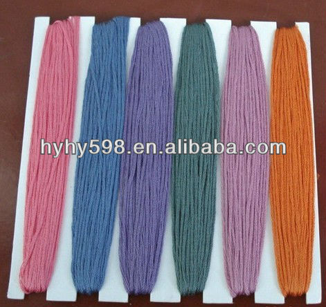 Cotton Stitching Thread Threads Cross Stitch
