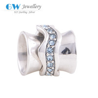Alibaba Express China Sale Crystal Fashion Jewelry Beads Wholesale