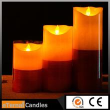 Brand new false flame candle water proof led candle