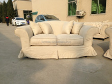 Europe & USA style chippendale style furniture italian restaurant sofa