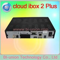 blackhole cloud i box 2 plus support USB,WIFI,Youtube,IPTV cloud ibox II plus Linux Operating System dhl free shipping