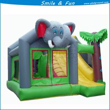 Inflatable for both bounce slider type combo for 5 children with size 5*6m and CE