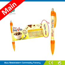 Poster Ball Pen, Big Banner Pens, White Metal Pen