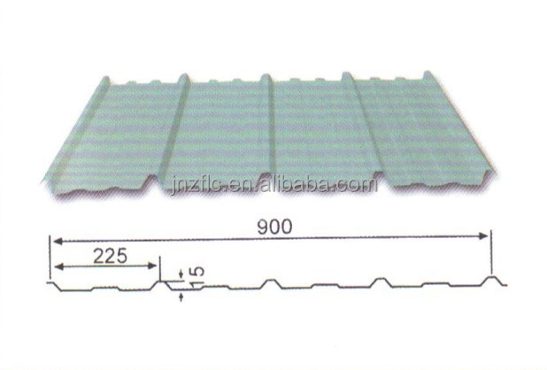 top quality aluminum sheet price - corrugated aluminum roofing sheet