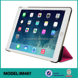 China manufacturer ultra slim 7.9 inch covers for iPad Mini 4 tablet