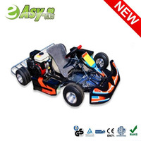 2015 hot 4 wheel 90cc adult go kart frames with safety bumper pass CE certificate