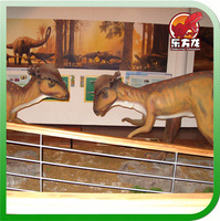 Realistic dinosaur game toy for kids with movements and sound