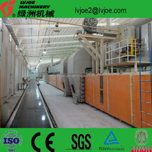 gips board production line gips board plant machine