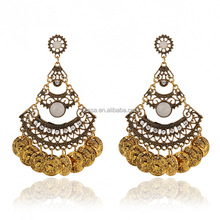 fashion earring colorful jewelry wholesales ER-025076