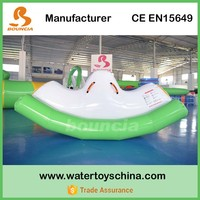 Hot Sale Inflatable Water Seesaw Made of Durable PVC Material