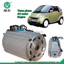 Electric Vehicle DC Motor/Electric Car Motors