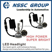 NSSC 5th generation led headlight bulbs cree head lamp conversion kit for cars trucks