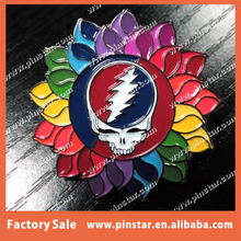 New New New! Hunters Thompson Grateful Dead Gonzo Grateful Dead Custom Lapel Pin