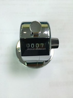 Metalic Durable Hand Tally Strike Counter