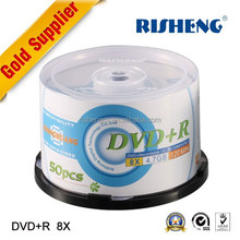 RISENG 4.7GB 16x blank dvd media/16x dvd series/16x blank dvdr