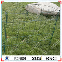 China cheap fence lightweight garden fencing, ornamental steel fence