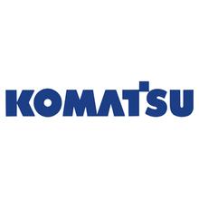 Partes excavadora Komatsu
