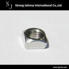 Taiwan Great Quality stainless steel DIN square thread bolt and nut
