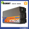 1000w frequence inverter/converter with dual charge solar voltage power off grid home