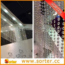 14mm Crystal Garland for Christmas/Event/Party/Wedding Decoration