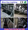 stage light DJ light cheap china 230w sharpy 7r moving head flight case