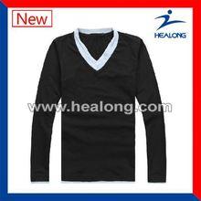 Healong Custom Made Discount T-Shirt Men