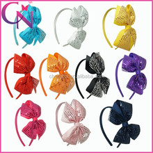 Hot Sale Grosgrain Baby Hairbands Babay Hair Accessories Wholesale (CNHB-1403111)