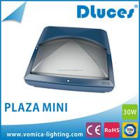 aluminum new IP65 plaza led outdoor decorate lamp mini wall lights