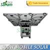 400W mini portable solar energy panel