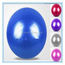 2015 atme wholesales yoga ball /brand exercise ball base/yoga ball with handle