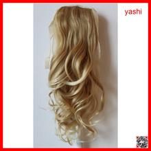 Yashi moda belleza Tool coser en extensiones de cabello humano