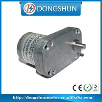 DS65SS3530 65mm 12v dc motor with gear reduction 3000rpm
