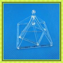 "5"" crystal singing pyramids for healing"